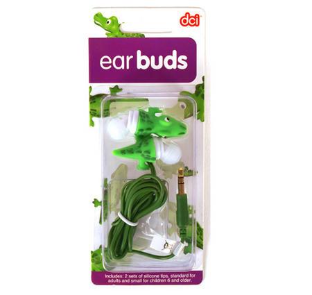 Ear Buds - Alligator
