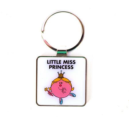 Mr Men Keyring - Little Miss Princess