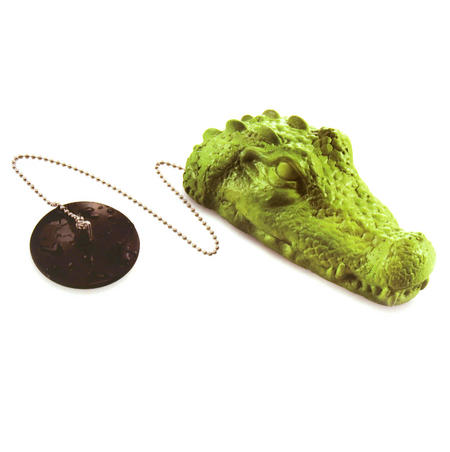 Jack The Crocodille Bathtub Plug