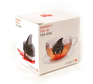 Sharky - The Shark Tea Infuser / Tea Egg Thumbnail 3