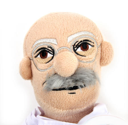Gandhi Soft Toy - Little Thinkers Doll