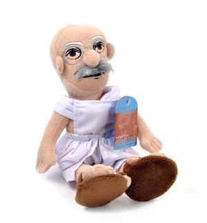 Gandhi Soft Toy - Little Thinkers Doll Thumbnail 3