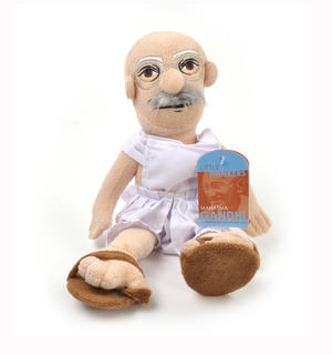 Gandhi Soft Toy - Little Thinkers Doll Thumbnail 4