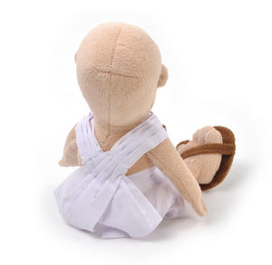Gandhi Soft Toy - Little Thinkers Doll Thumbnail 5