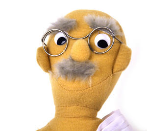 Gandhi Soft Toy - Little Thinkers Doll Thumbnail 2
