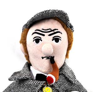 Sherlock Holmes Soft Toy - Little Thinkers Doll Thumbnail 4