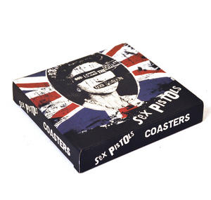 Sex Pistols God Save The Queen - Coasters 4 Pack Thumbnail 2