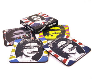 Sex Pistols God Save The Queen - Coasters 4 Pack Thumbnail 3