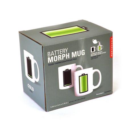 Battery Morph Mug