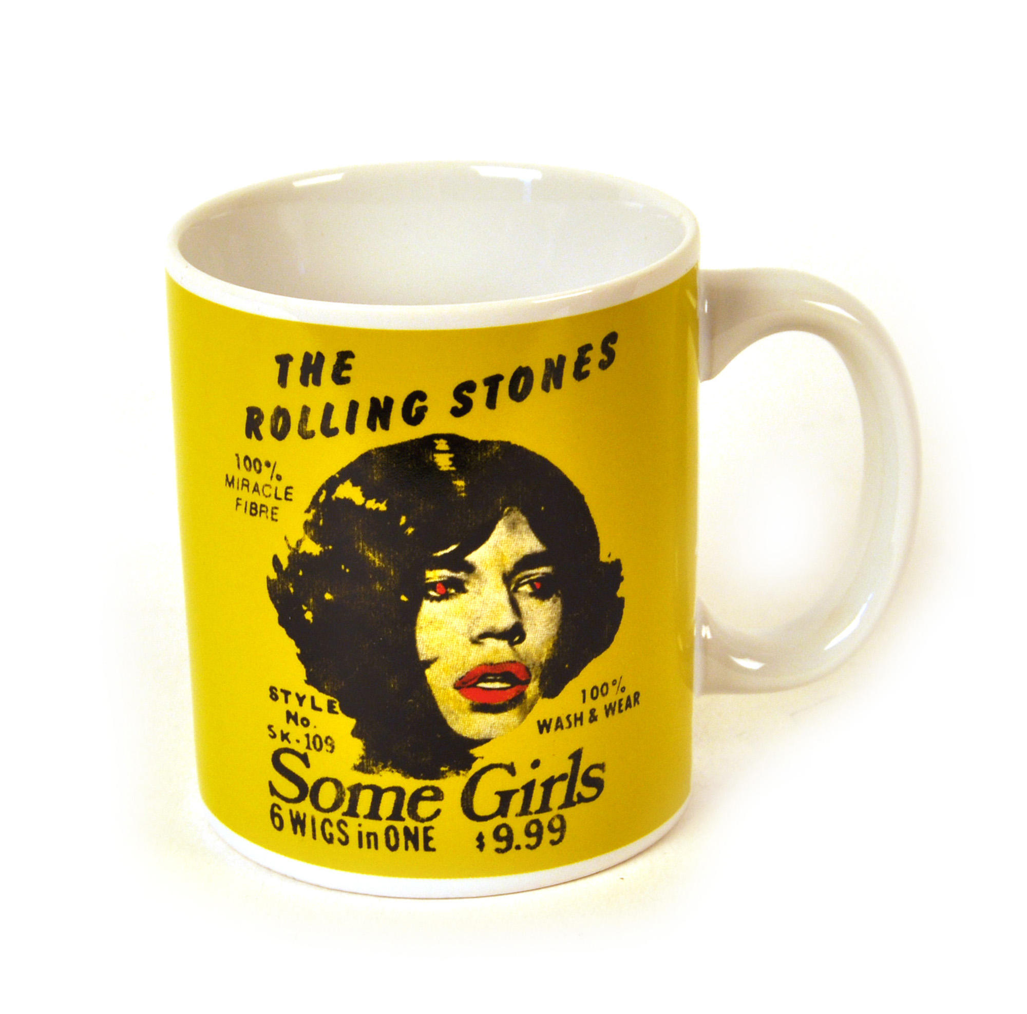 Rolling Stones - Some Girls Boxed Mug