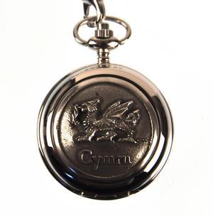 Cymru Pocket Watch Thumbnail 1