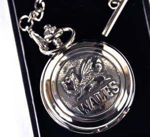 Cymru Wales Pocket Watch Thumbnail 2