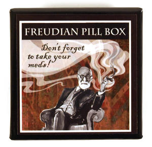 Sigmund Freud Pill Box Thumbnail 3