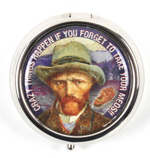 Van Gogh Pill Box Thumbnail 4