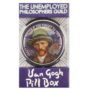 Van Gogh Pill Box Thumbnail 5