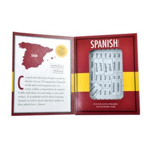 Spanish Fridge Magnet Poetry Set - Fridge Poetry Thumbnail 3