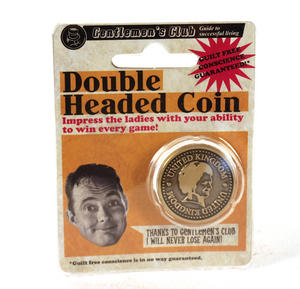 Double Sided Coin Thumbnail 2