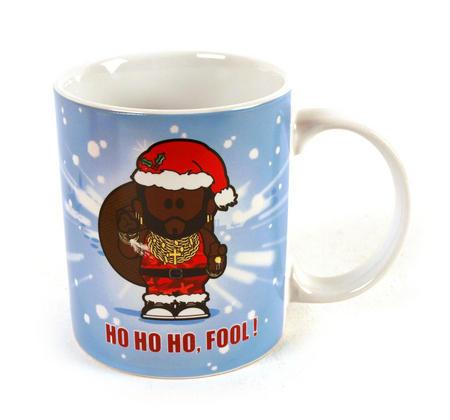 Mr. T Christmas Mug
