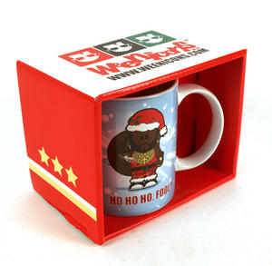 Mr. T Christmas Mug Thumbnail 2