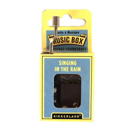 Singin' In The Rain Music Box