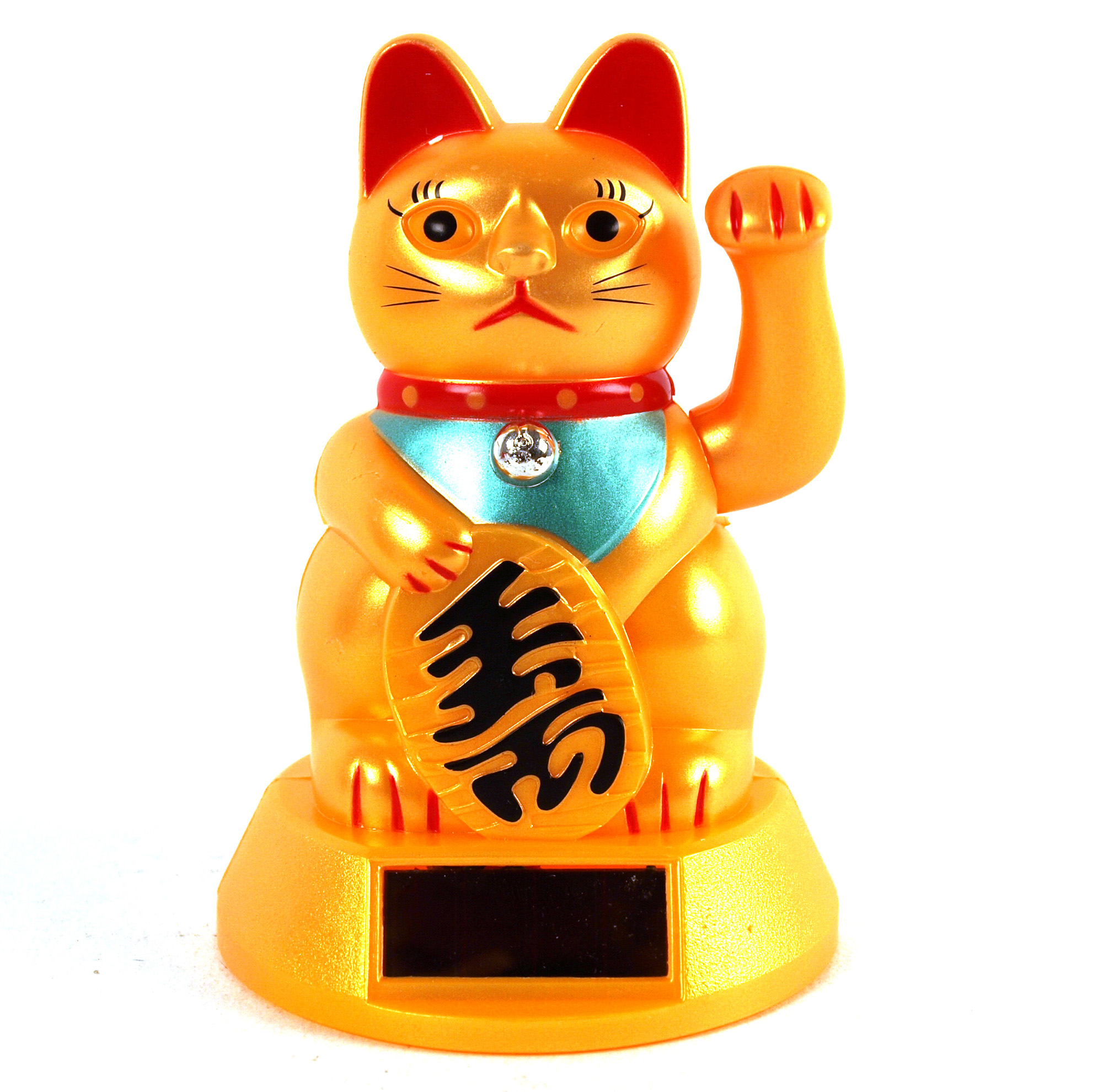 Solar Fortune Cat Pink Cat Shop