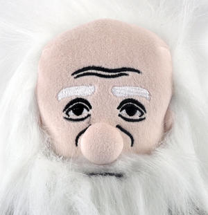 Charles Darwin  Soft Toy - Little Thinkers Doll Thumbnail 2
