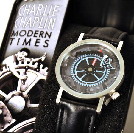Charlie Chaplin Watch - Modern Times Wristwatch