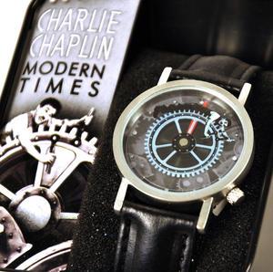 Charlie Chaplin Watch - Modern Times Wristwatch Thumbnail 1