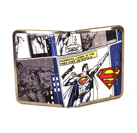Superman Deluxe Grooming Kit