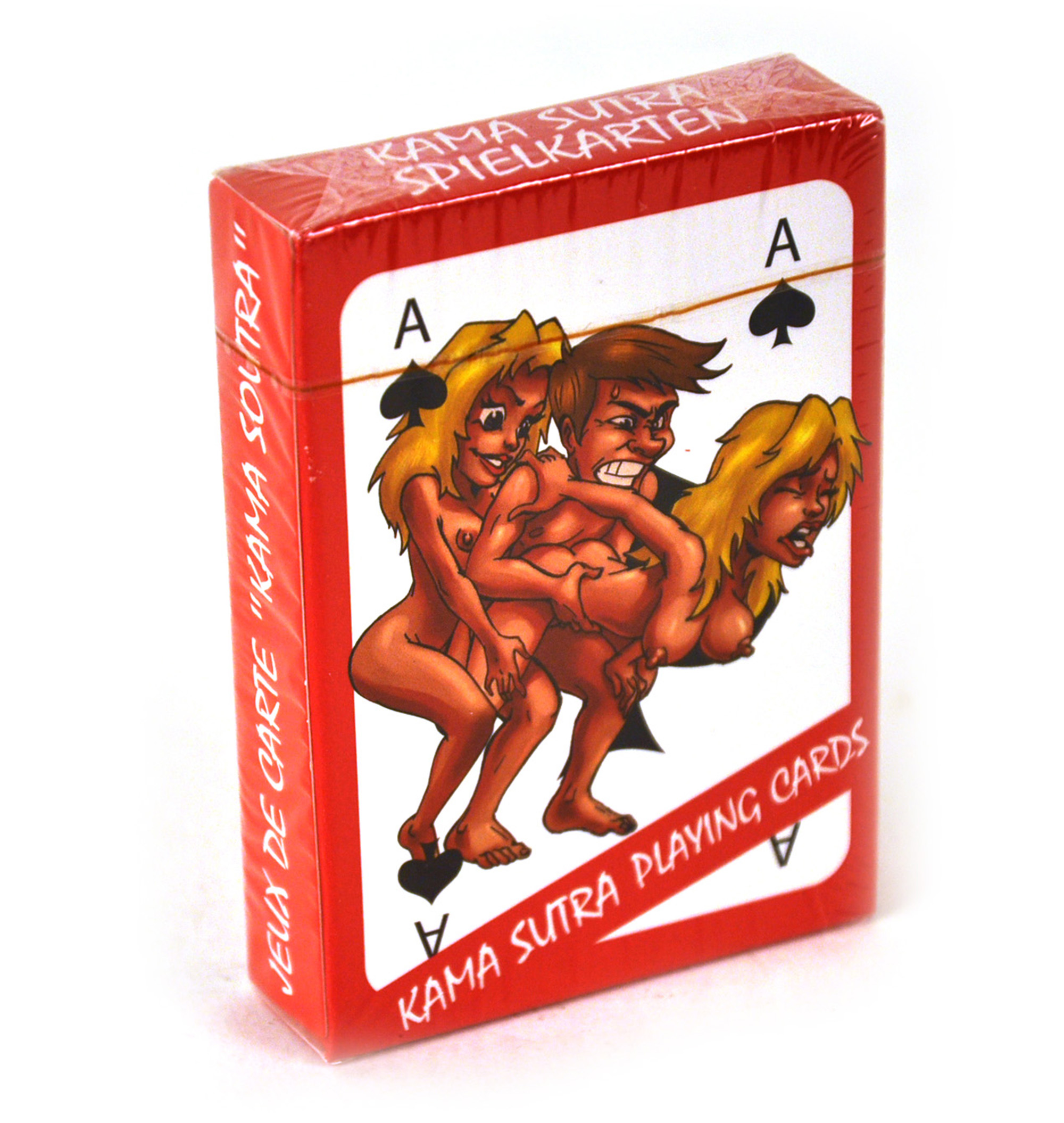 Have sex position playing card deck