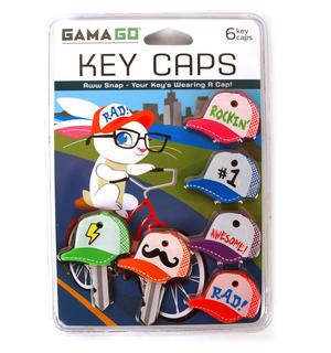 Key Caps - Baseball Cap Keycaps Thumbnail 1