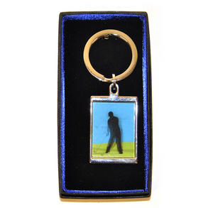 Animated Keyring - Golfer By Sonia Spencer Thumbnail 2