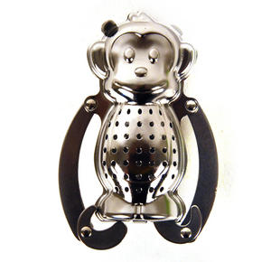 Monkey Tea Infuser / Tea Egg Thumbnail 1
