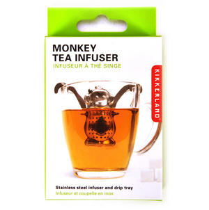 Monkey Tea Infuser / Tea Egg Thumbnail 2