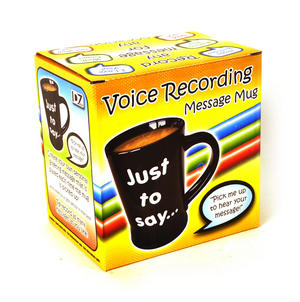 Voice Recording Message Mug Thumbnail 4