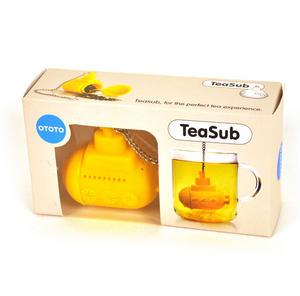 Tea Sub  Infuser / Tea Egg - Yellow Submarine Thumbnail 2