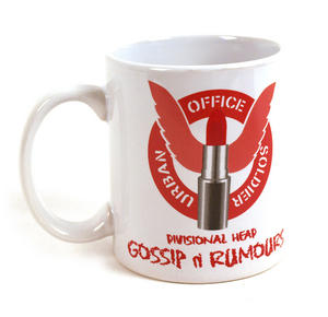 Divisional Head Gossip N Rumours Mug Thumbnail 1