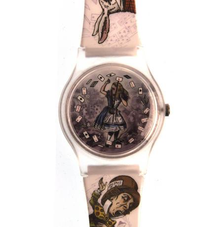 Alice In Wonderland Wristwatch