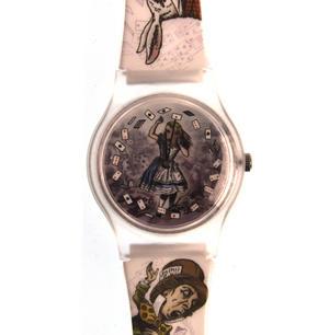 Alice In Wonderland Wristwatch Thumbnail 1