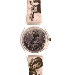 Alice In Wonderland Wristwatch Thumbnail 4