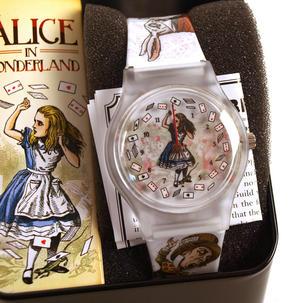 Alice In Wonderland Wristwatch Thumbnail 2
