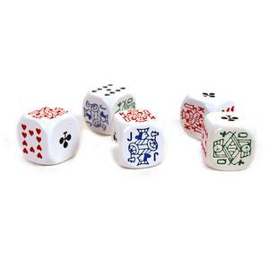 Jumbo Poker Dice / Liar Dice Thumbnail 2