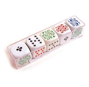 Jumbo Poker Dice / Liar Dice Thumbnail 3