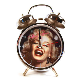 Marilyn Monroe 'Hot Marilyn' Alarm Clock Thumbnail 1