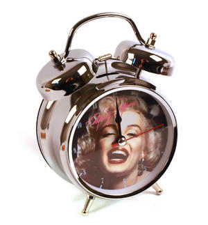 Marilyn Monroe 'Hot Marilyn' Alarm Clock Thumbnail 2
