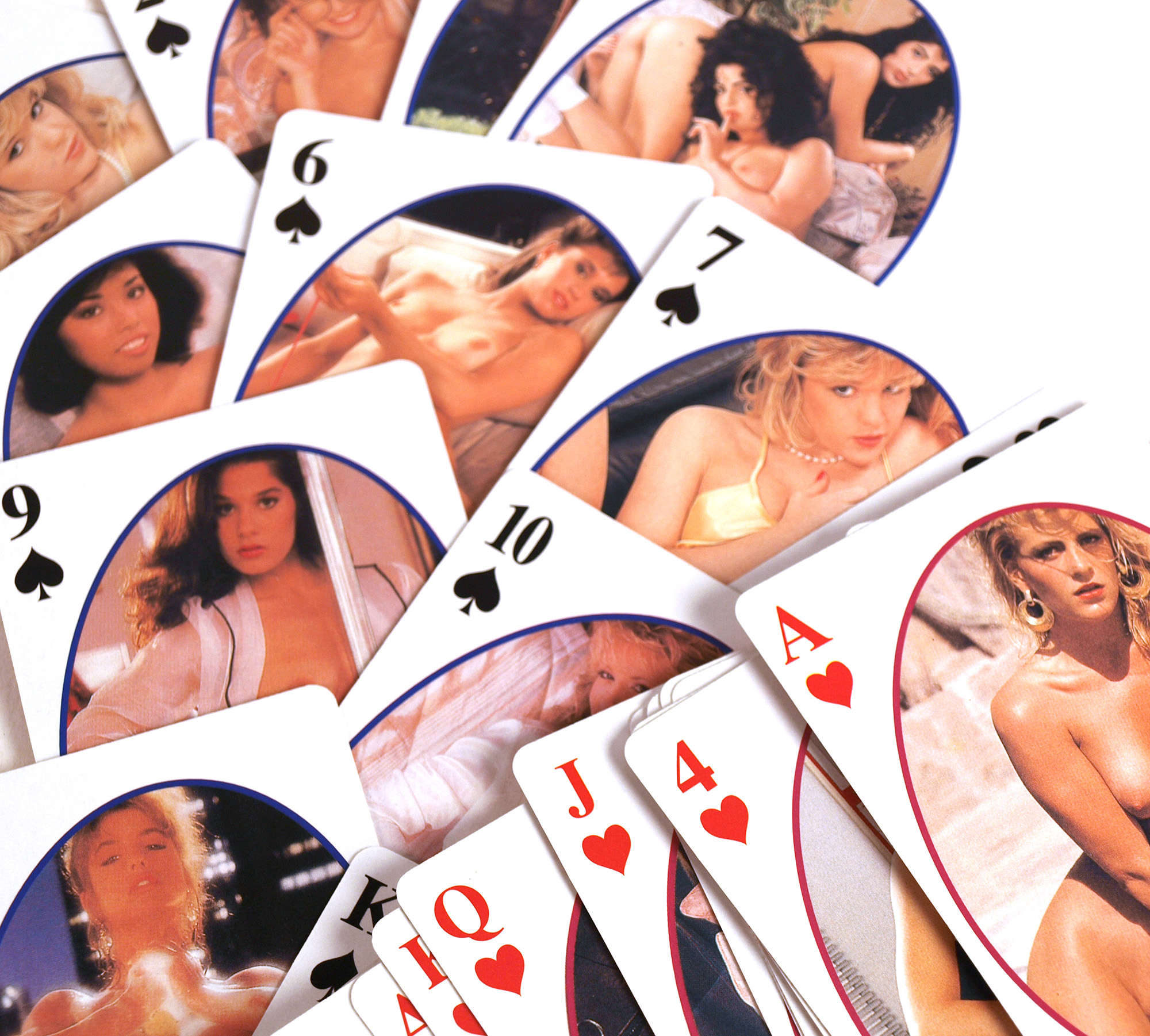 All does Playing cards of naked girls authoritative