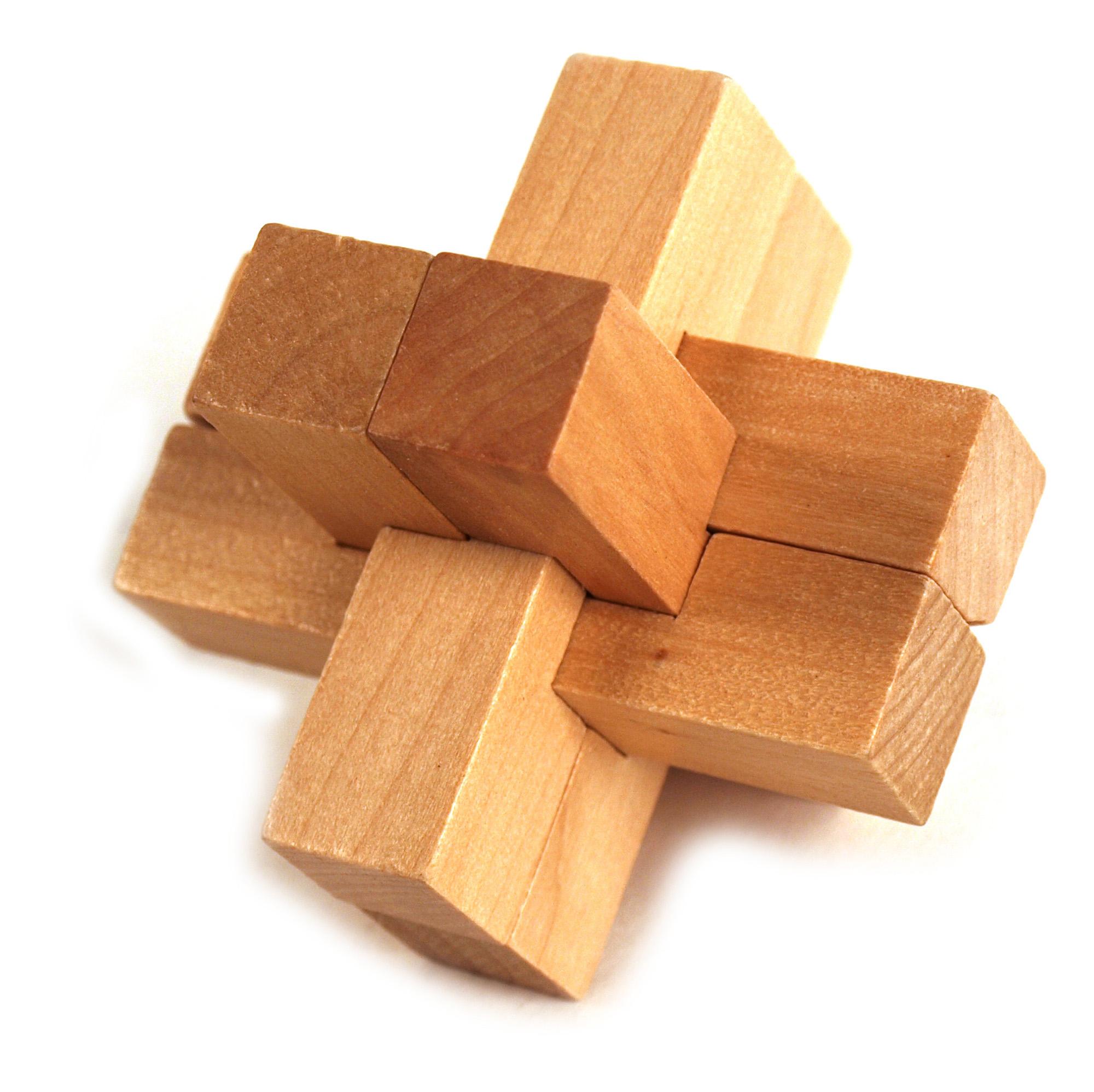 3d Wood Puzzle Nova Star Pink Cat Shop