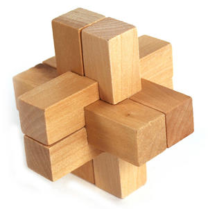 3D Wood Puzzle - Nova Star Thumbnail 2