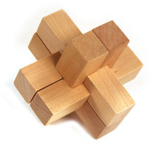 3D Wood Puzzle - Nova Star Thumbnail 3