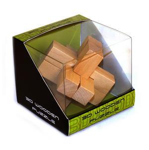 3D Wood Puzzle - Nova Star Thumbnail 4